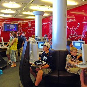 Интернет-кафе Артемовского